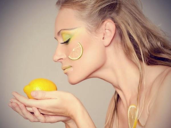 Limonun cilde faydaları - limon maskesi - cilt bakımı