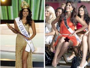TANPA CELANA DALAM Kontestan Miss Universe 2011 Lupa Pakai Celana