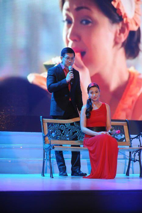 Jodi Sta. Maria and Richard Yap to star ABS-CBN's new prime-tanghali