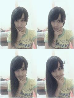 Foto Ayana Shahab JKT48 dan Tanya Jawab di Twitter