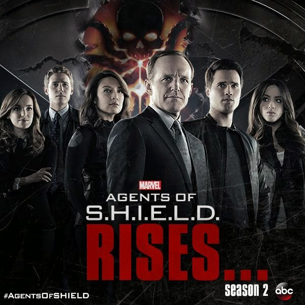 Marvel Agents S.H.I.E.L.D. Superhéroes Tropa Friki