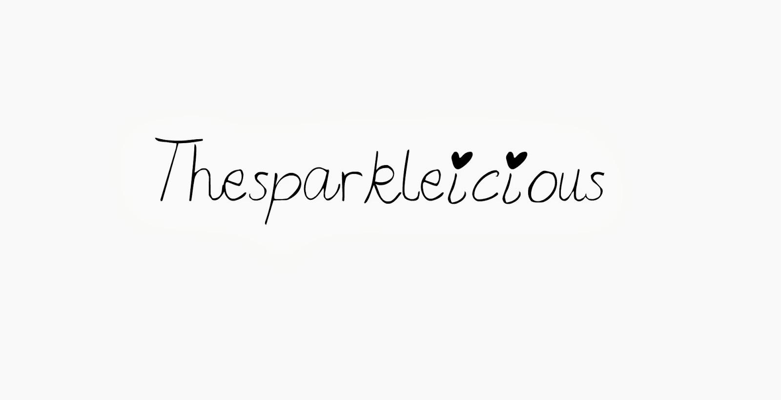 thesparkleicious