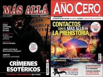 Paquete de 2 revistas mayo 2015