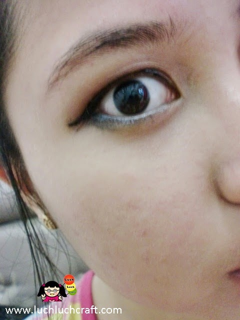 Korean eyeliner eyes