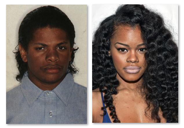 Is Teyana Taylor Eazy E's Daughter? - Empire BBK