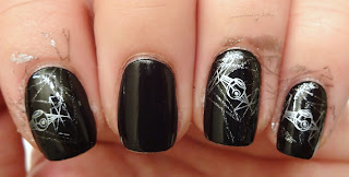TIE Fighter Nails