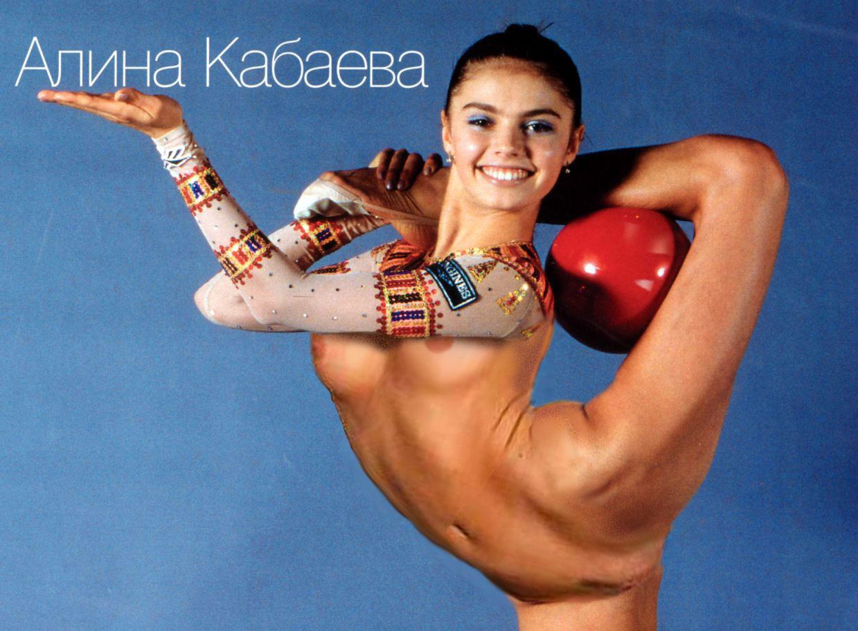 Фейки на спортсменок 1 фотография