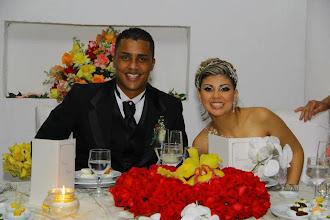 Daiane e Rafael