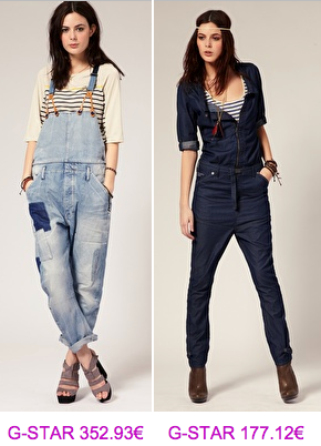 G-Star Raw jumpsuits