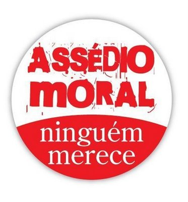 BASTA DE ASSÉDIO!!!