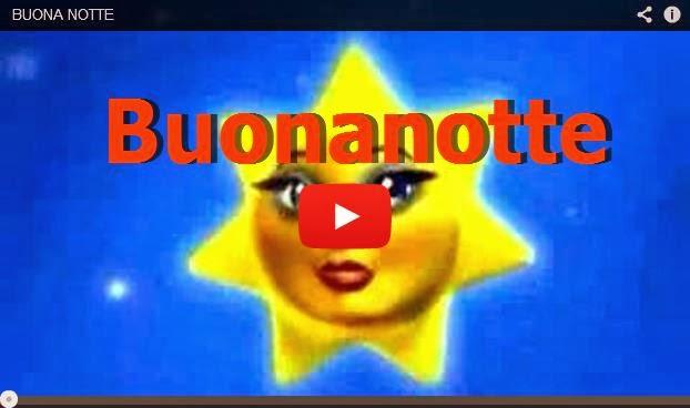 Eccezionale Buonanotte (Video) YR61