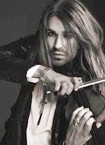 Another magical violinist...