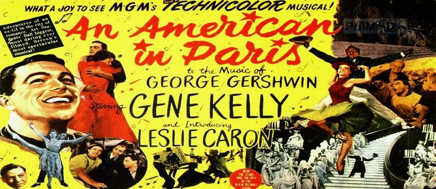 Phim Một Người Mỹ Ở Paris VietSub HD | An American In Paris 1951
