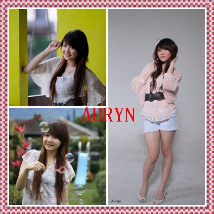 auryn cherry belle