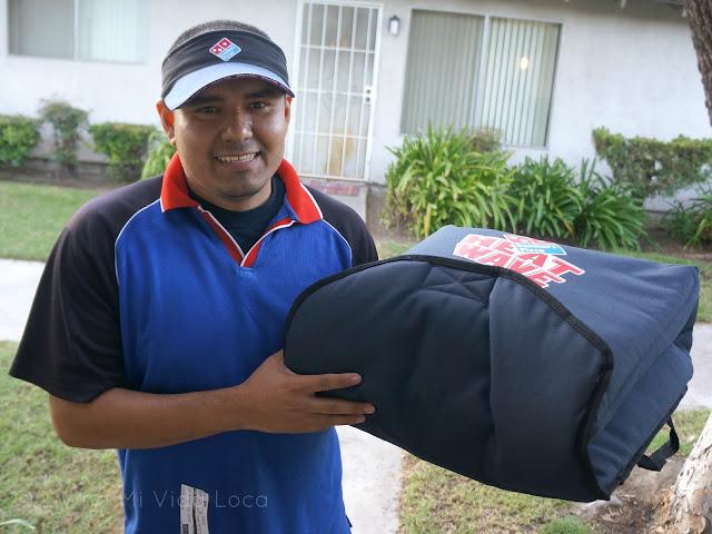 domino's pizza delivery -- livingmividaloca.com