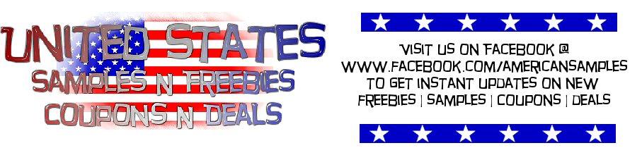 Samples, Freebies, Coupons & Deals