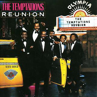 THE TEMPTATIONS - REUNION (1982)