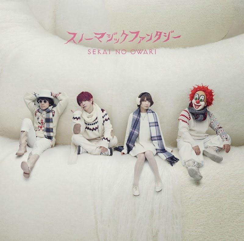 SEKAI NO OWARI Snow Magic Fantasy スノーマジックファンタジー lyrics cover