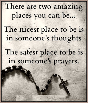 There are two amazing places you can be...