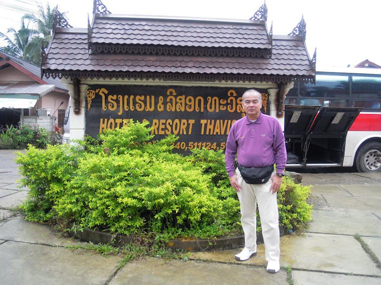 พักที่กุยหลิน เมืองลาว เมืองวังเวียง