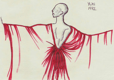 British Ballgowns, V&A: Yuki
