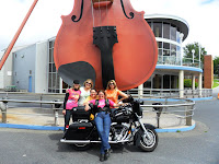 The world's Largest Fiddle