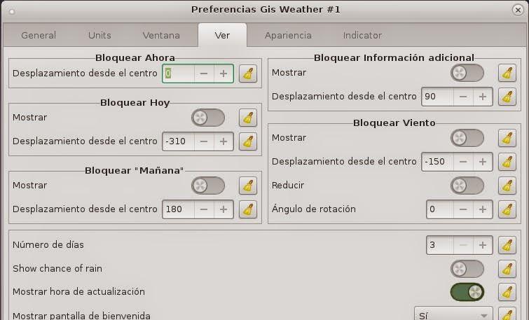 Un bruto con debian gis weather el tiempo en tu escritorio - El tiempo en tu escritorio ...