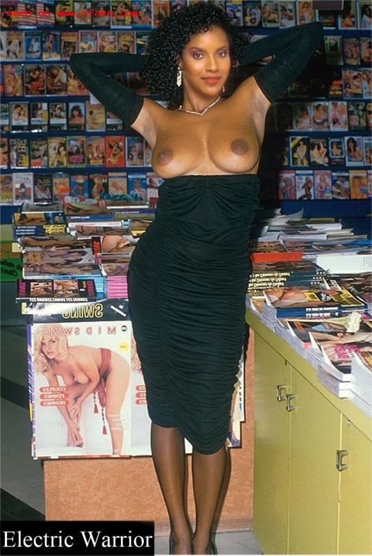 Rashad nude phylicia