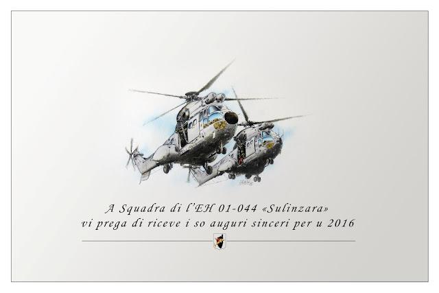 Aquarelle, hélicoptère, voeu, EH01-044