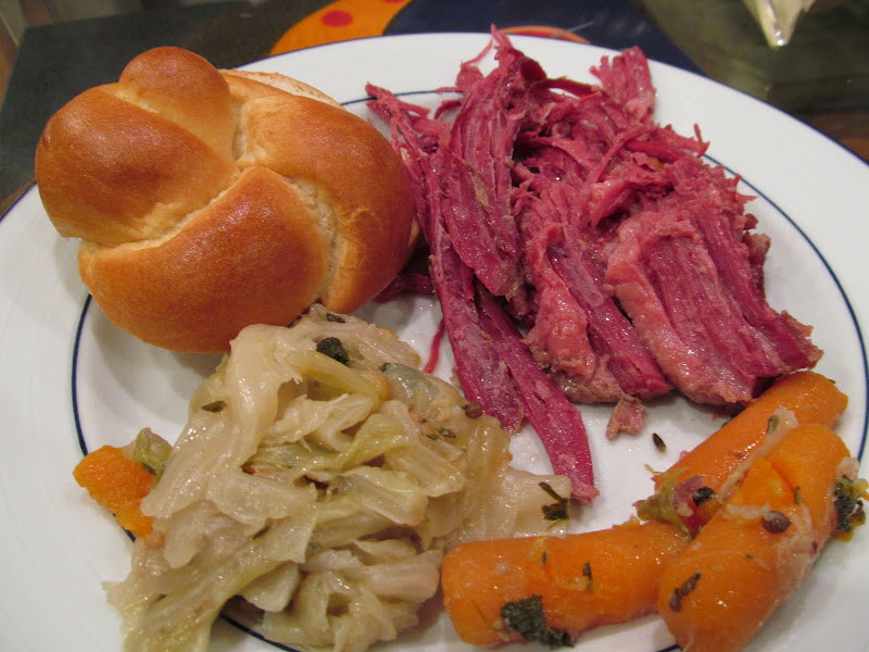 how to get corned beef to fall apart