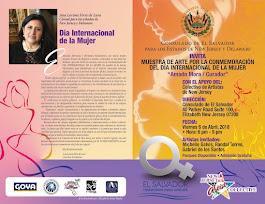 Diseño del folleto para El Consulado de El Salvador en NJ