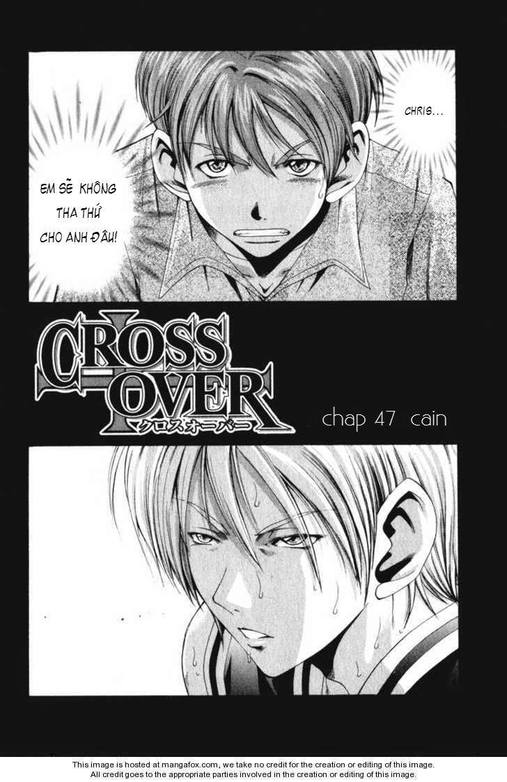 Cross Over chap 47 - Trang 4