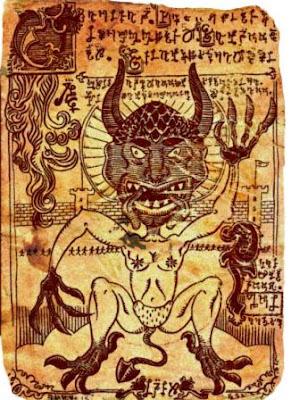 codigo de satanas