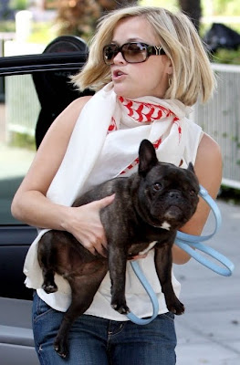 Reese and Coco Chanel