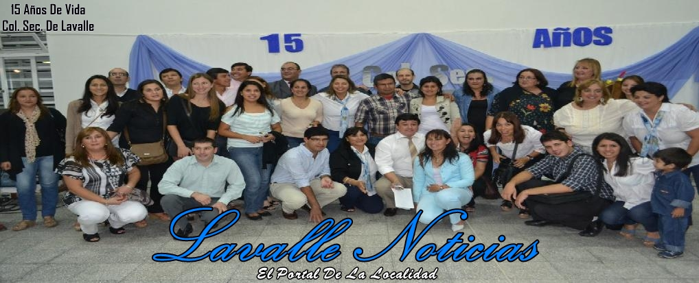 LAVALLE NOTICIAS