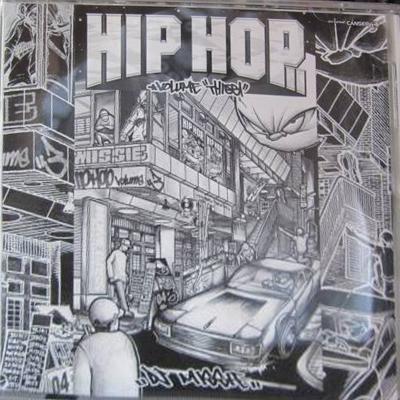 DJ Missie - Hip Hop Volume 3