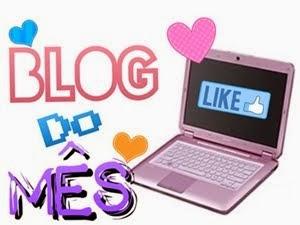 Vem participar do Blog do Mês