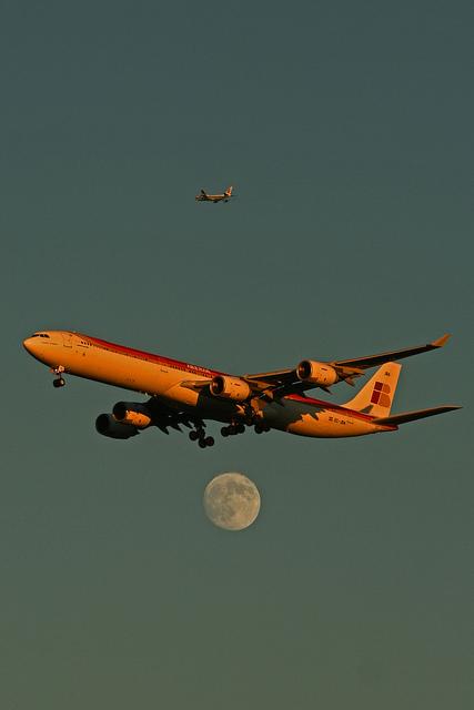Iberia Moon