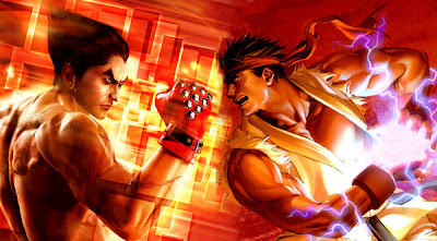 New Tekken Vs Street Fighter Wallpaper