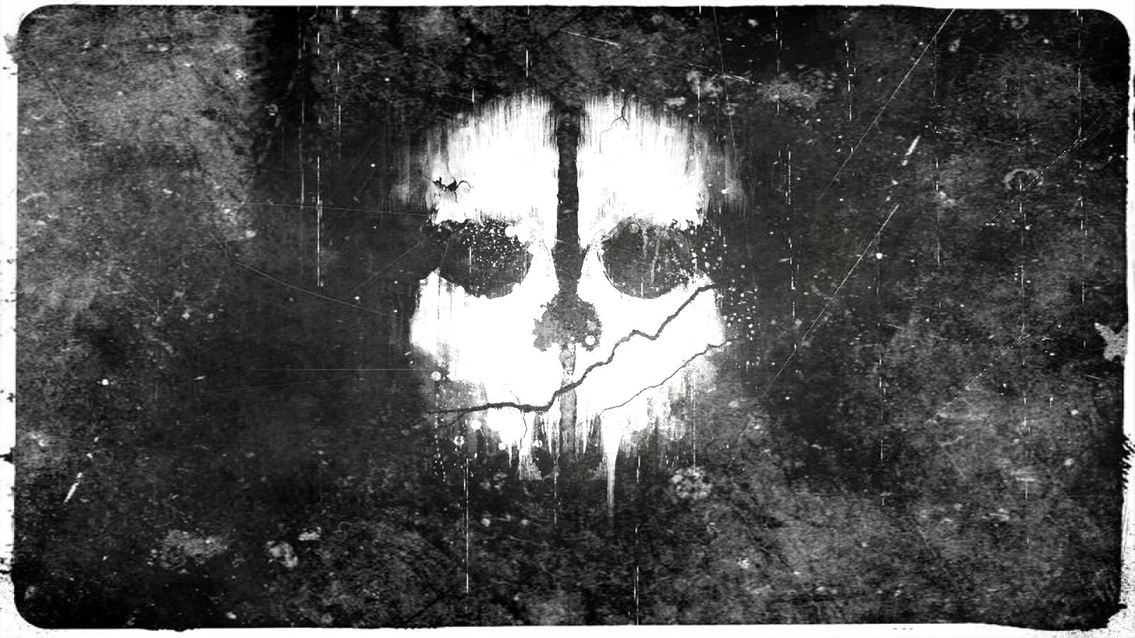 Call Of Duty Ghosts Skull Wallpaper hd wallpaper: Call of ...