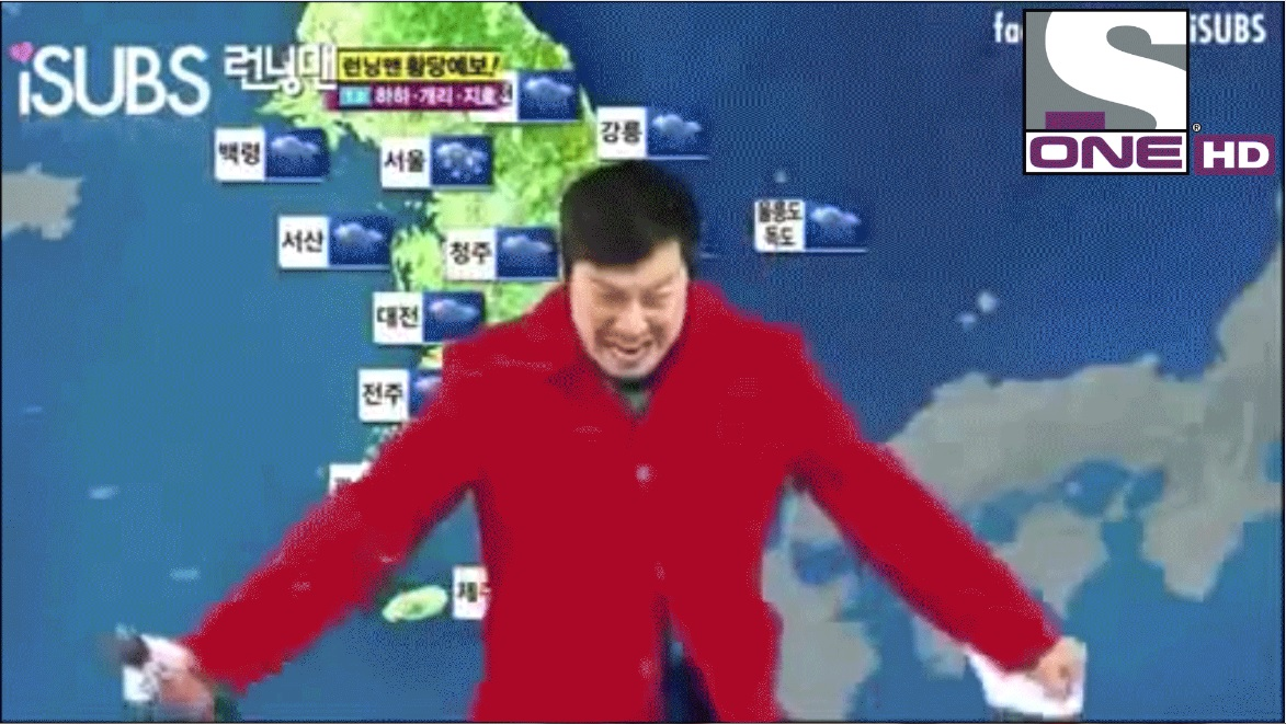 Five Unforgettable and Painful Running Man Moments