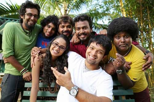 Narumukai Tamil Movie New Stills