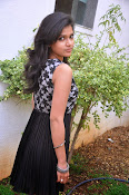 Model Bhargavi Photos at Pochampally Ikat art mela launch-thumbnail-4