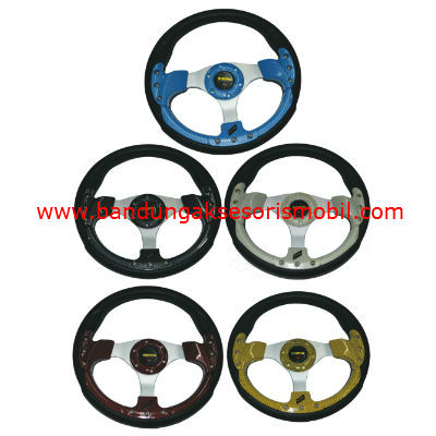 Setir 8901A Biru Carbon/Hitam Carbon/Silver Carbon/Merah Carbon/Kuning Carbon Shanghai