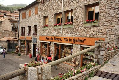 Medieval village of Castellar de N'Hug