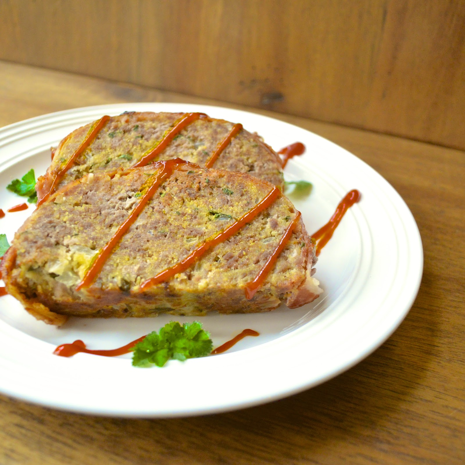 Turkey Meatloaf With Brown Sugar-Ketchup Glaze Recipe ...