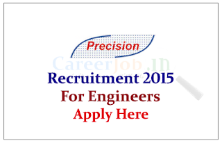 Precision Electronics Limited Recruitment 2015 for the post of Project Manager / Site Manager