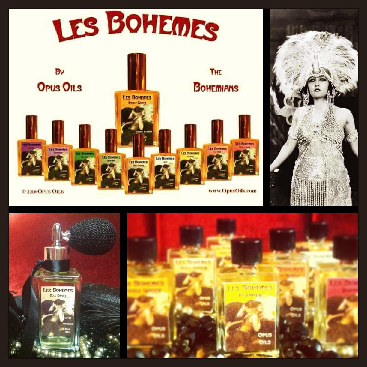 LES BOHEMES COLLECTION