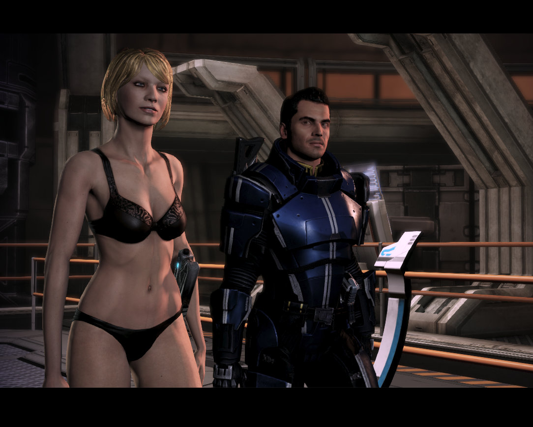 Theme, very Mass effect mod nude opinion you