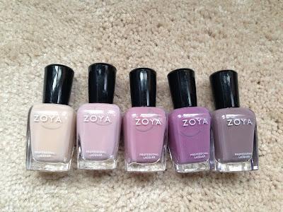 Zoya, Zoya nail polish, Zoya Naturel Collection, Zoya Taylor, Zoya Brigitte, Zoya Rue, Zoya Chantal, Zoya Odette, Zoya Normani, nails, nail polish, nail lacquer, nail varnish, nail art, manicure